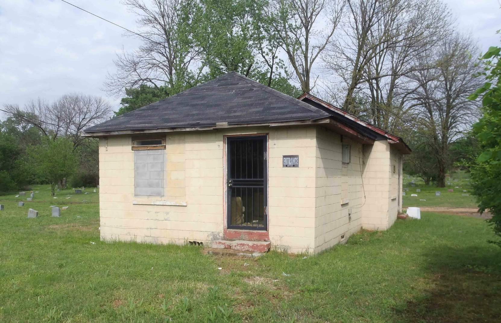 Hollywood Cemetery office