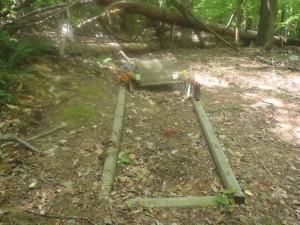 Mississippi John Hurt's grave, Avalon, Mississippi