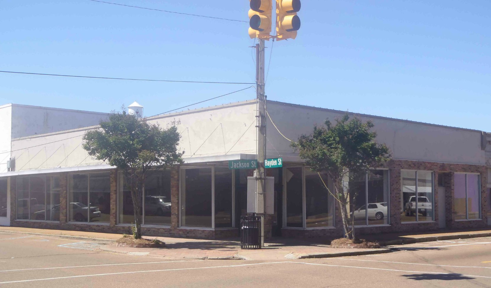 The former Easy Pay Store, Belzoni, Mississippi