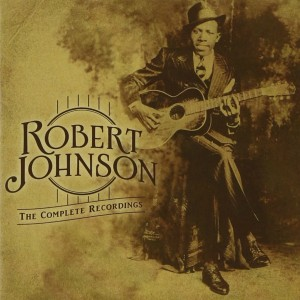 CD cover, Robert Johnson - The Complete Recordings. This is the edition we are currently recommending.