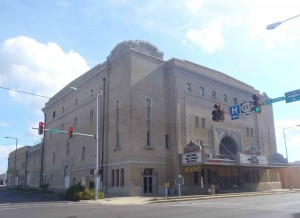 The Temple Theater, Meridian, Mississippi