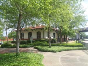 Former Train Station, Meridian, Mississippi