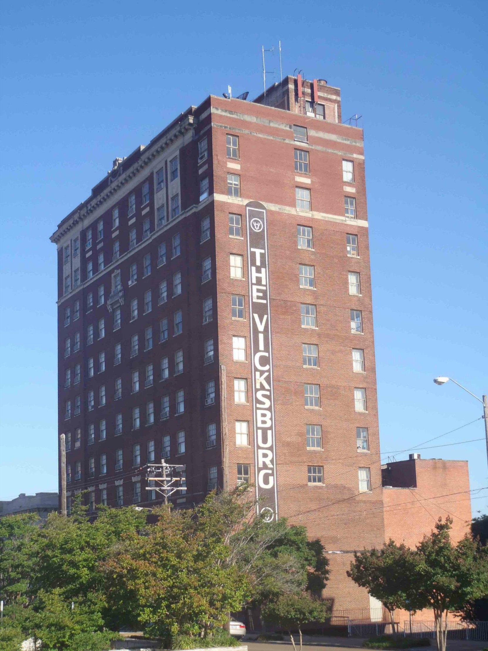 Hotel Vicksburg, Vicksburg, Mississippi