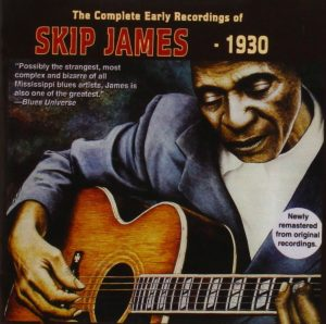 CD cover, The Complete Early Recordings of Skip James - 1930, by Skip James, released on Yazoo Records