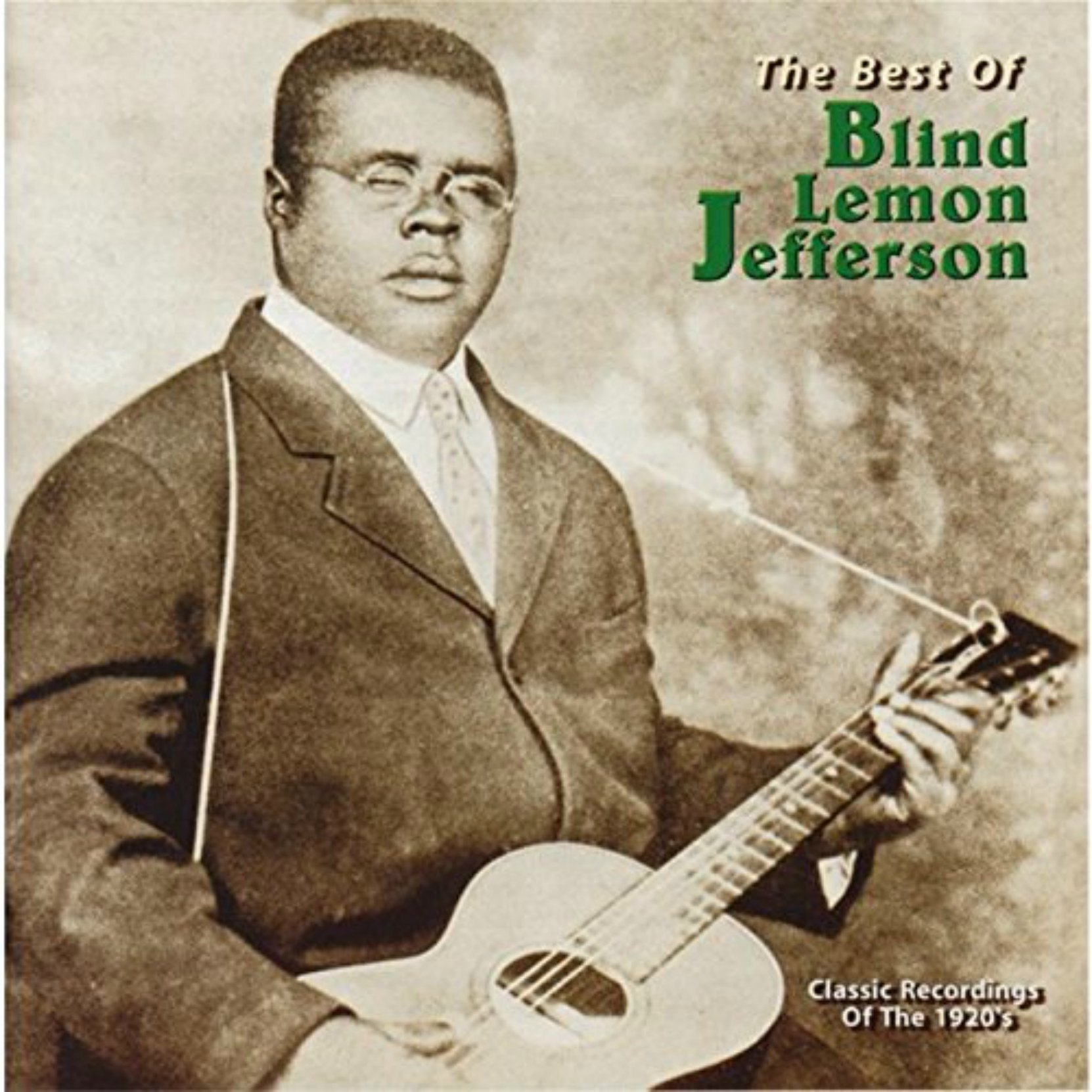 Blind Lemon Jefferson Best Of Blind Lemon Jefferson On