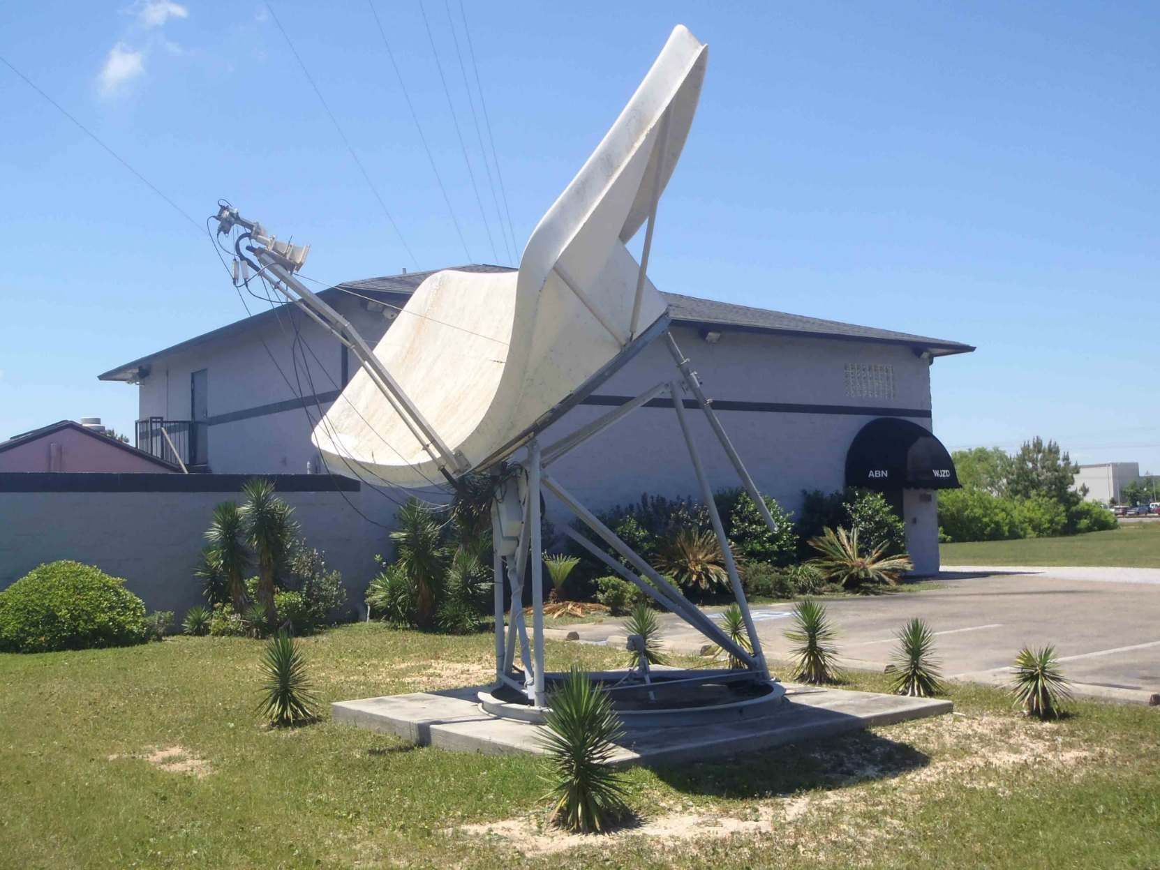 American Blues Network (ABN) studio, Gulfport, Mississippi