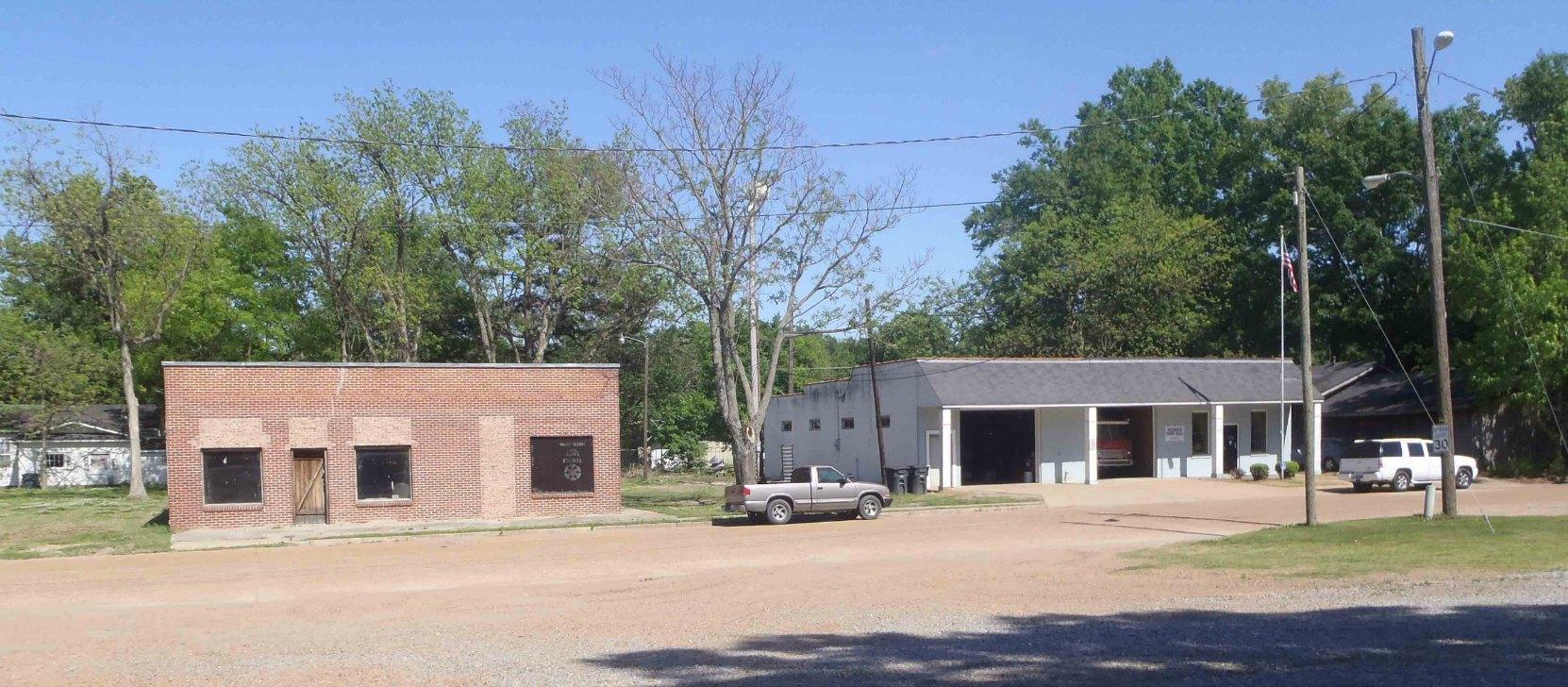 The Town Hall, Merigold, Bolivar County, Mississippi