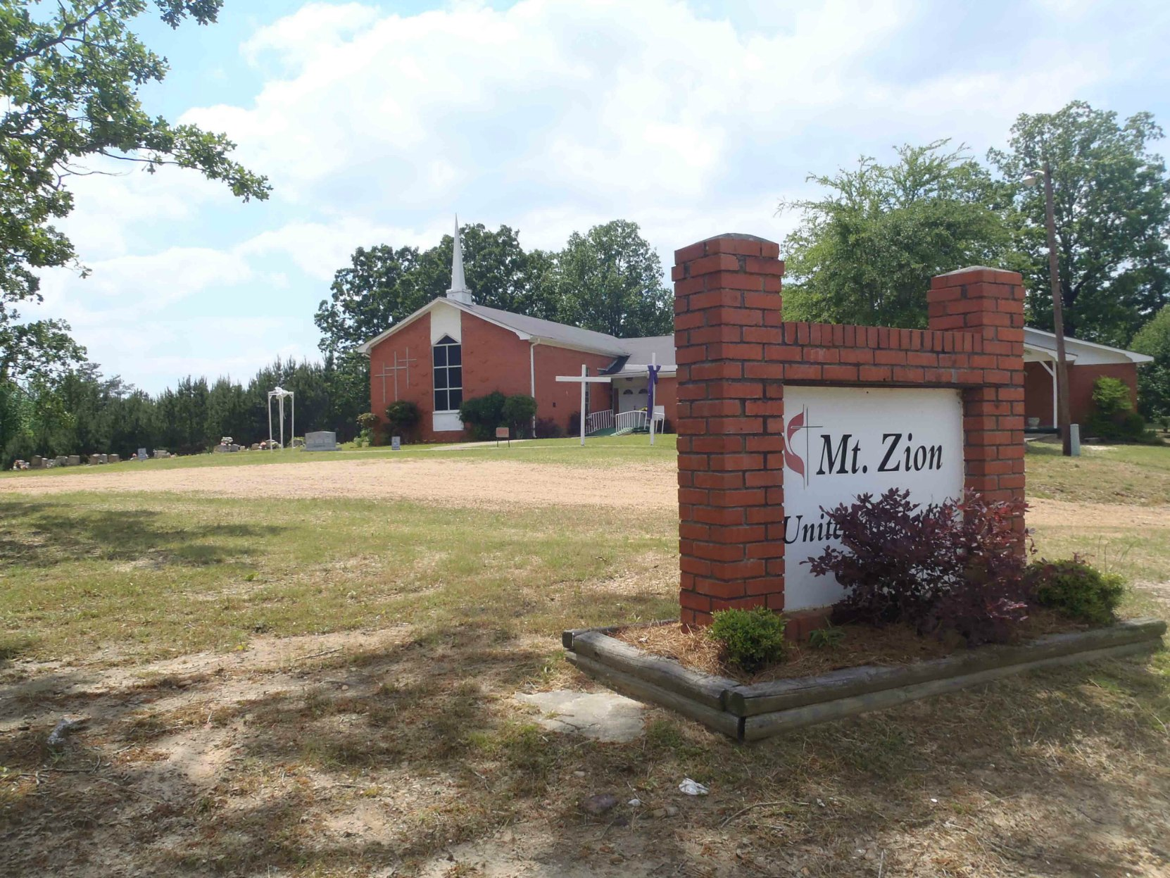 Mt. Zion United Methodist Church, Neshoba County, Mississippi