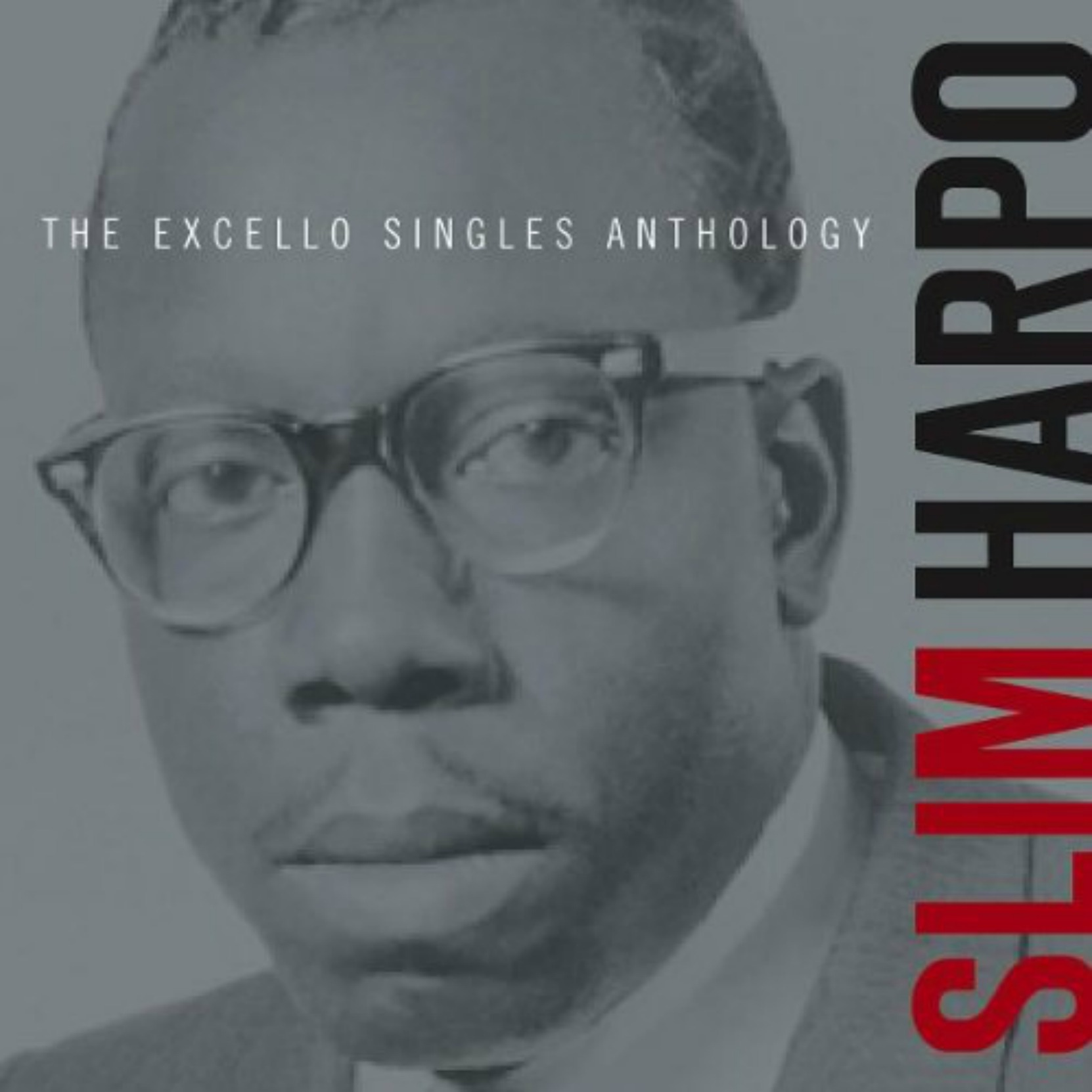 CD cover, Slim Harpo, The Excello Singles Anthology