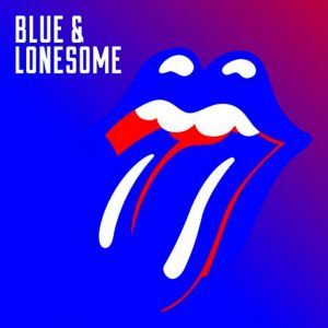 Album cover - Rolling Stones, Blues & Lonesome, an album of blues covers released 2017