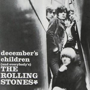 Album cover - Rolling Stones, December's Children (And Everybody's), released 1965
